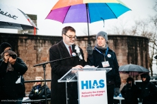 HIAS President Mark Hetfield