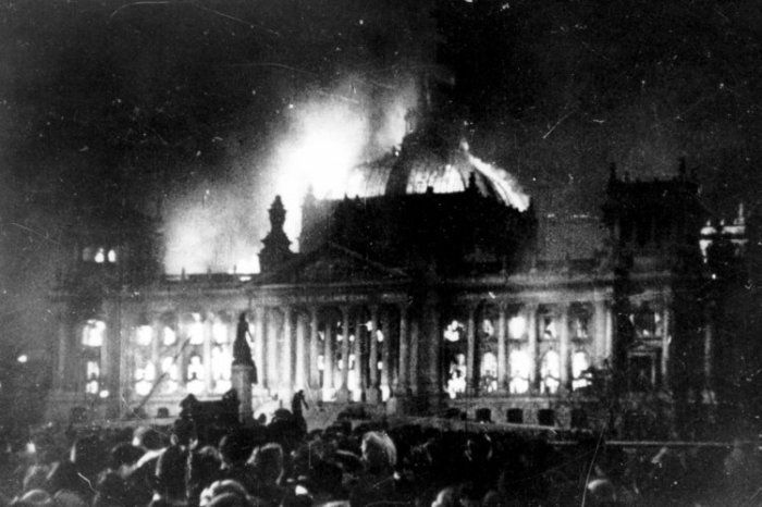 Waiting for the Burning Down the Reichstag Moment . . .