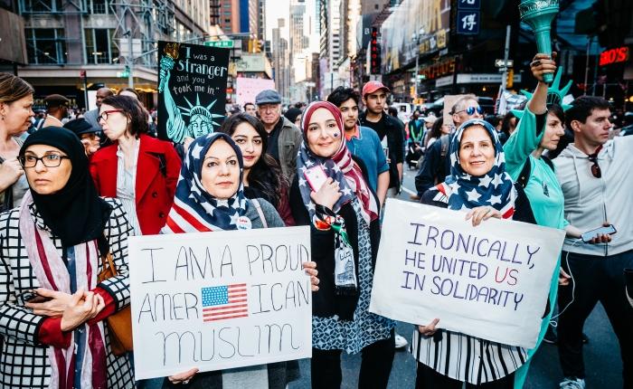 """""""I Am A Muslim Too""""Rally"""